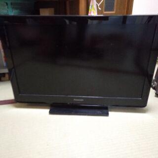 Panasonic 32型 液晶テレビ VIERA  TH-L32C3 ジャンク品 差し上げます パナソニック ビエラの画像