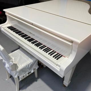 ヤマハC3白色、スタインウェイなどグランドピアノをお譲りします。
