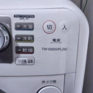 ドラム型洗濯機 9kg - 家電