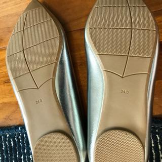 パンプス24.0値下げ1,000円→500 - 靴/バッグ