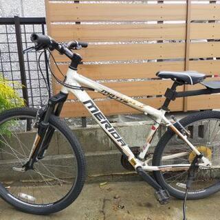【ネット決済】マウンテンバイク MERIDA 26インチ