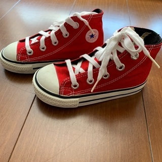 CONVERSE!!キッズ 7 2/1