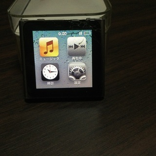 iPod  nano ジャンク