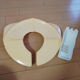 補助便座 折り畳み式
