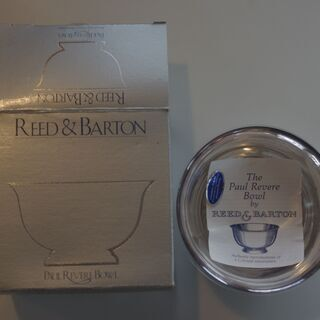 Reed & Barton Silver-plated Paul...