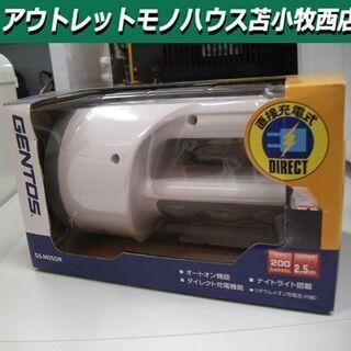 新品  懐中電灯 GS-M05DR 直接充電式 ダイレクト 充電...