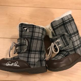 アーノルドパーマー 子供用ブーツ 15センチ 冬用