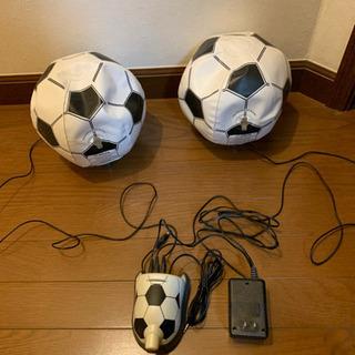 サッカーボールスピーカー
