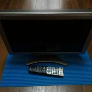 20インチTV