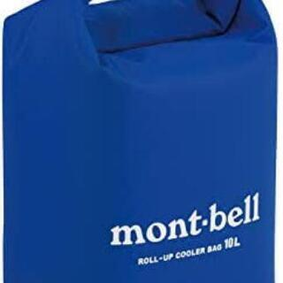 【mont-bell】ロールアップクーラーバッグ Used…