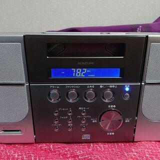 (価格応談)ステレオCDシステム/KOIZUMI製品/20…