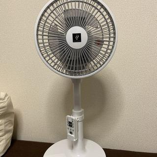 【ネット決済・配送可】新品・未開封 シャープ3D立体扇風機