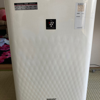 キャンセルが出たため再出品❗シャープ製加湿器、空気清浄機