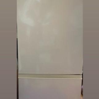あげます!17年製 AQUA 2ドア冷蔵庫