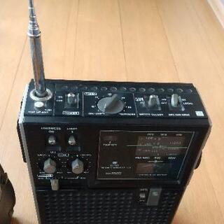 SONY スカイセンサー ICF-5500