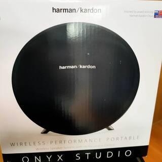 ハ-マン/カ-ドン 重低音スピーカー 未使用の画像