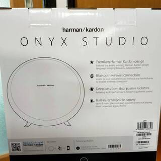 ハ-マン/カ-ドン 重低音スピーカー 未使用 - 広島市