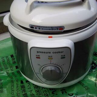 (受け渡し予定者決まりました)電気圧力鍋の画像