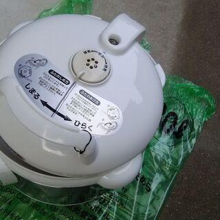 (受け渡し予定者決まりました)電気圧力鍋 - 売ります・あげます