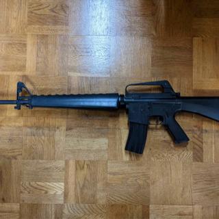 COLT AR-15 モデルガン エアガン