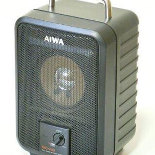 スピーカーシステム(フルレンジ)AIWA [SC-A9] 1台