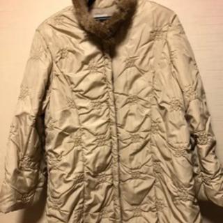 再値下げ!暖かくて軽いコート・L