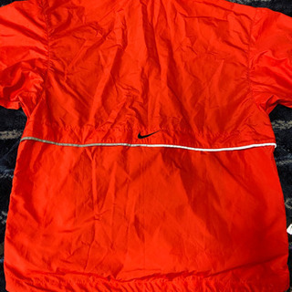 90s Nike pull over ナイキ ナイロンプルオーバー
