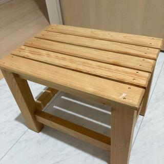 【ネット決済】木製 台
