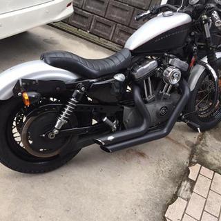 ハーレー XL 1200N - 東広島市