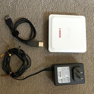 キャノン プリントサーバ Silex C-6600GB