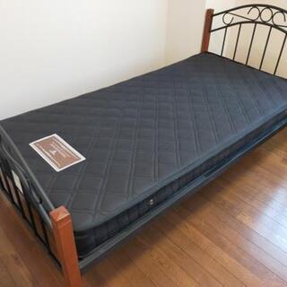 《差し上げます》シングルベッド
