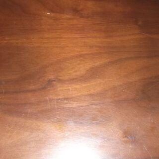 ★☆★0円 無料 ニトリ NITORI 机 つくえ 折り畳み おりたたみ 取り外し可能  テーブル ローテーブル ダークブラウン★☆★ - 売ります・あげます