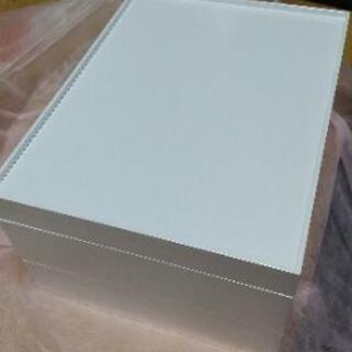 20210101今年の御節オードブルが入っていた頑丈な紙製箱 - 世田谷区