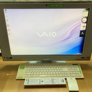 デスクトップPC VAIO VGC-LV72JGB