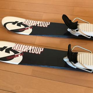 ショートスキー板!