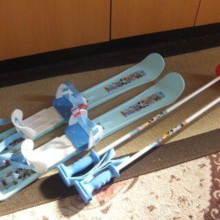 幼児用 スキーセット パンダスキー(スノーパンダ)