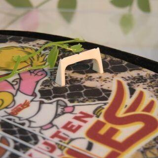 350円 沖縄三線専用「牛骨ウマ」 良い音挑戦 一個単位の価格で...