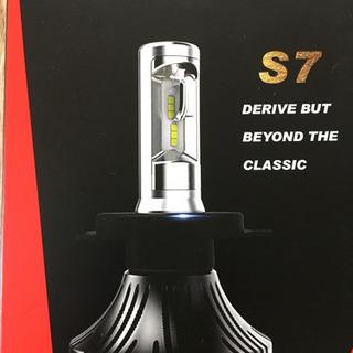 4h用LEDヘッドランプ6500k 12v車 新品未開封