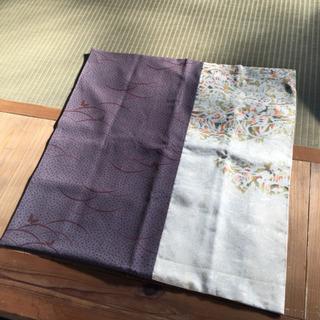 【リフレッシュプロジェクト150/300】着物リメイク座布…