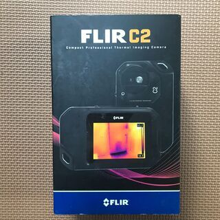 【ネット決済・配送可】 FLIR C2 赤外線サーモグラフィ