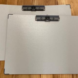 クリップボードA3サイズ横 2枚