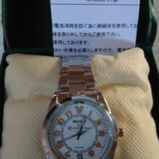 値下げディズニー腕時計