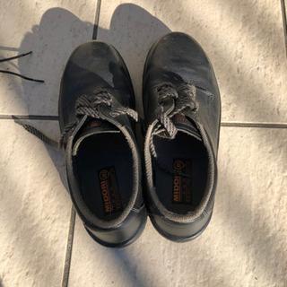 MIDORI社製 安全靴 25.5センチ