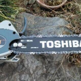 TOSHIBAのチェーンソー - スポーツ