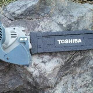 TOSHIBAのチェーンソー - 売ります・あげます