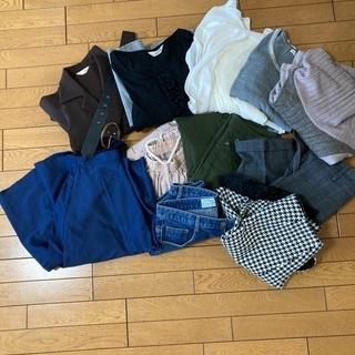 ⭐️値下げ⁉️1000円➡️800円洋服11点セット⭐️