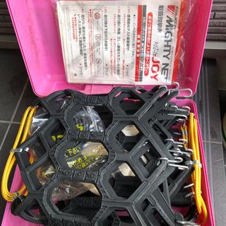 新品未使用 タイヤチェーン タイヤサイズ注意