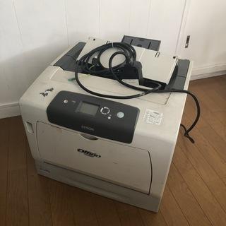 EPSON カラーレーザープリンター Offirio LPS50...
