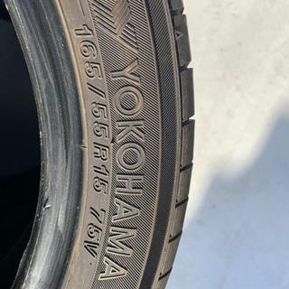 大幅値下げ ヨコハマ ブルーアース 165/55R15 4本