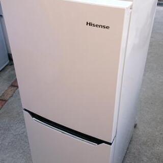 ☆2014年製 ハイセンス 冷蔵庫 2ドア 130L☆